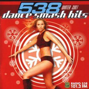 538 Dance Smash Hits Winter 2001 (2001)