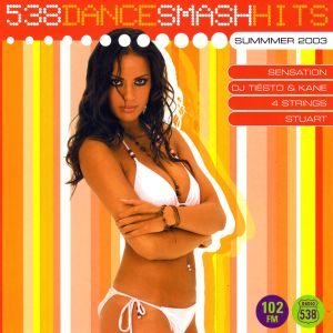 538 Dance Smash Hits Summer 2003 (2003)