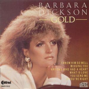 Barbara Dickson - Gold (1985)