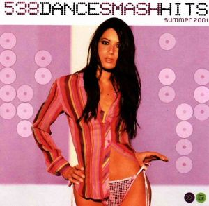 538 Dance Smash Hits Summer 2001 (2001)
