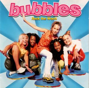 Bubbles - Rock the World (2000)