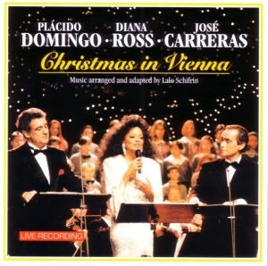 Plácido Domingo, Diana Ross & José Carreras - Christmas in Vienna (1993)