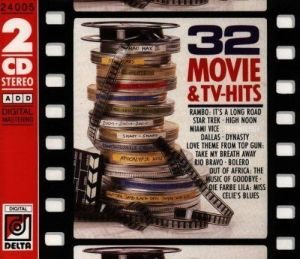 32 Movie & TV-Hits
