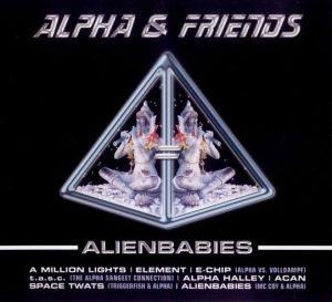 Alpha & Friends - Alienbabies (2002)