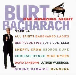 Burt Bacharach - One Amazing Night (1998)