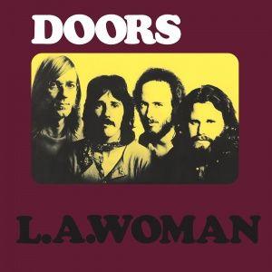 Cd Doors The L A Woman 1971 Noviomusic