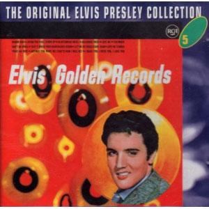 Elvis-Presley---Elvis'-Golden-Records-(1958)