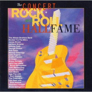 cd v a the concert for the rock and roll hall of fame 1996 noviomusic. Black Bedroom Furniture Sets. Home Design Ideas