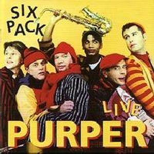 Purper - Six Pack Live (1998)
