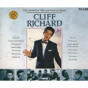 Cliff-Richard-The-Definitive-Film-And-Musical-Album-(Volume-2)